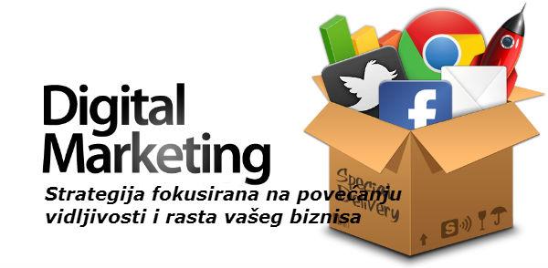 Svest o Digitalnom marketingu u Srbiji